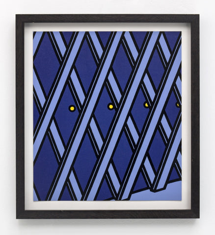 I'll Take My Life Monotonous, Patrick Caulfield - CultureLabel