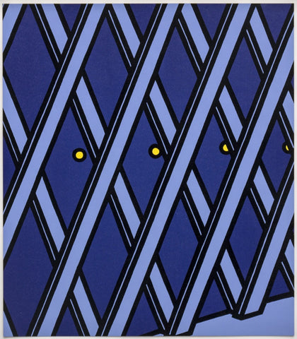 I'll Take My Life Monotonous, Patrick Caulfield