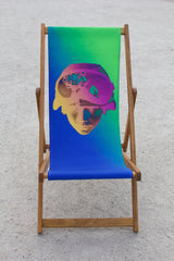 Boy Soldier Deckchair, Schoony