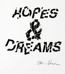 Hopes & Dreams, Steven Quinn Alternate View