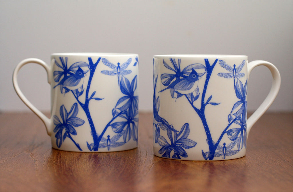 English Garden Mug Set, Camilla Meijer - CultureLabel - 1