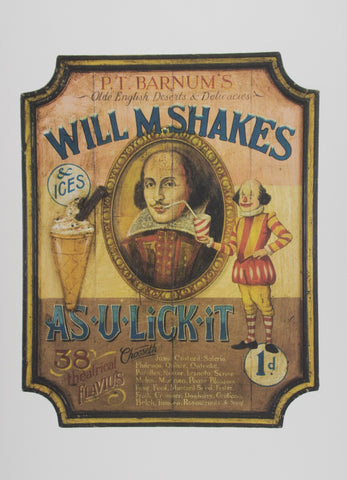 Will.M.Shakes (and Ices), Mark Hampson - CultureLabel