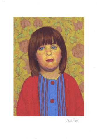 Gemma aged 5, Mark Peppé