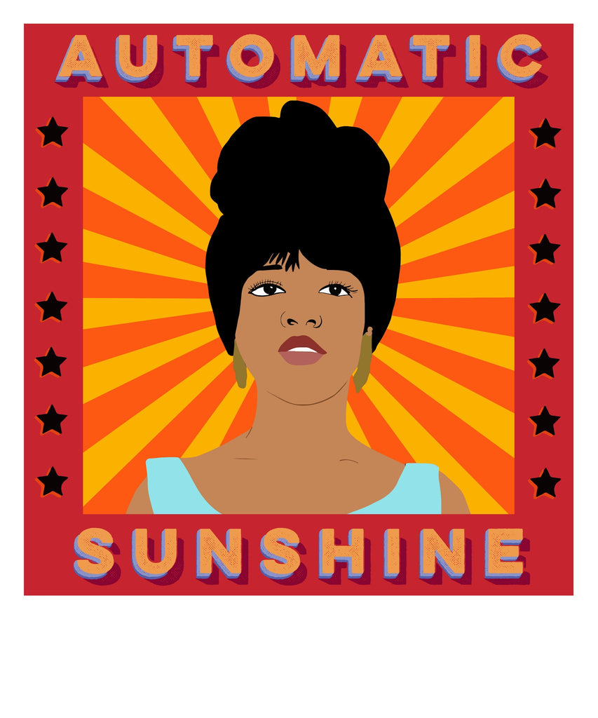 Automatic Sunshine (Mary Wilson), Mr Woo Woo - CultureLabel - 1