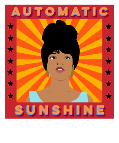 Automatic Sunshine (Mary Wilson), Mr Woo Woo - CultureLabel