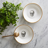 Skull Bone China Bowl, Melody Rose - CultureLabel - 3