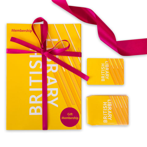 Membership Gift Pack, The British Library - CultureLabel