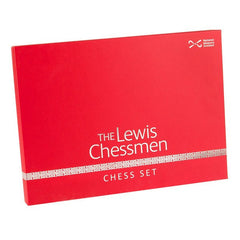 Lewis Chessmen Chess Set - Mid Sized, National Museum of Scotland Alternate View