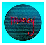 Money Talks: Undersharing (Money) Limited Edition Print, Rebecca Mason