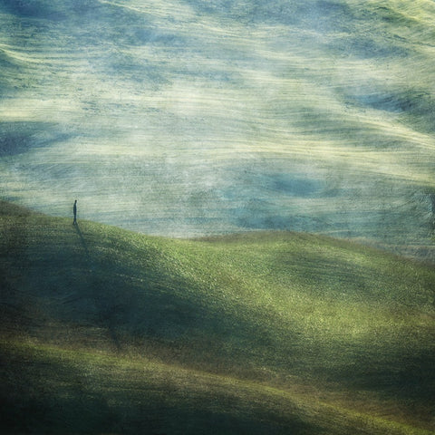Morning Walk, Linda Bembridge - CultureLabel - 1