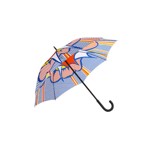 Pop Art Umbrella, The British Museum
