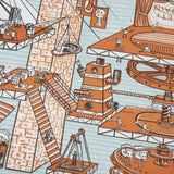 How Theatre Works, Adam Dant - CultureLabel - 2