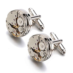 Watch Movement Cufflinks, N'Damus