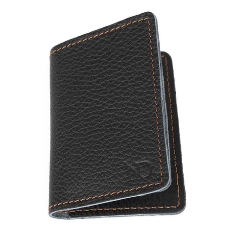 Bishopsgate Black Card Holder, N