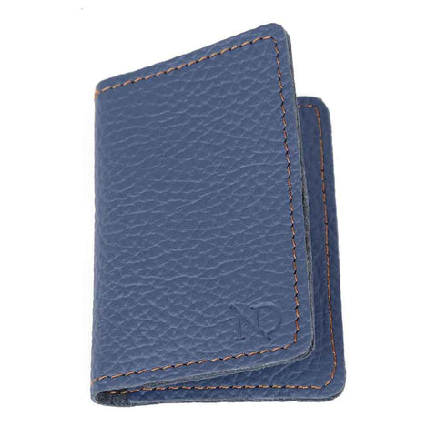Bishopsgate Blue Card Holder N