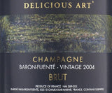 Champagne Baron-Fuenté Vintage 2004, The National Gallery - CultureLabel - 3