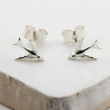 Tiny Swallow Earrings, Lee Renée