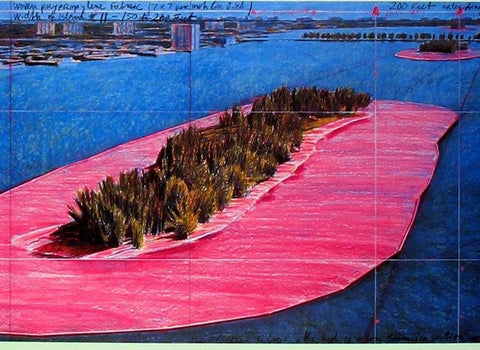 Surrounded Islands (1982), Javacheff Christo