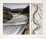 Over the River; project for the Arkansas River, Javacheff Christo - CultureLabel