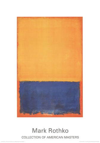 Yellow, Blue, Orange (1955), Mark Rothko - CultureLabel