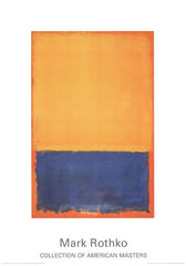 Yellow, Blue, Orange (1955), Mark Rothko