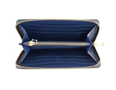 Gwenevere Navy Blue Purse, N'Damus Alternate View