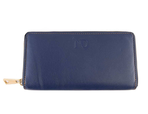 Gwenevere Navy Blue Purse, N