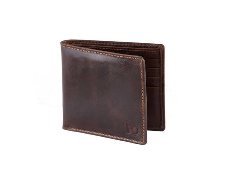 Arthur Brown Bifold Wallet, N
