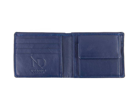Arthur Navy Coin Wallet, N'Damus Alternate View