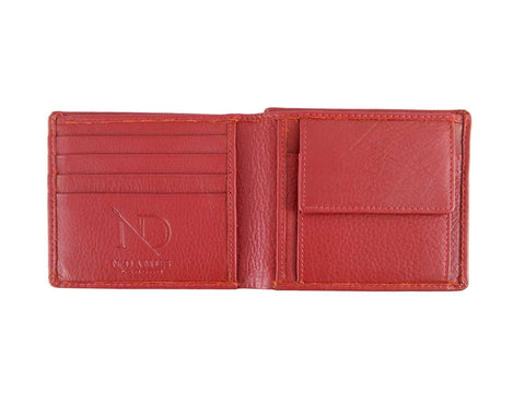Arthur Red Coin Wallet, N'Damus Alternate View