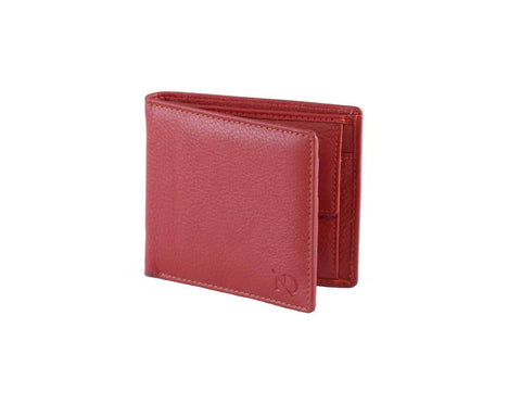 Arthur Red Coin Wallet, N'Damus - CultureLabel - 1