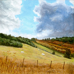 Gathering Clouds, North Yorkshire, Jane Peart