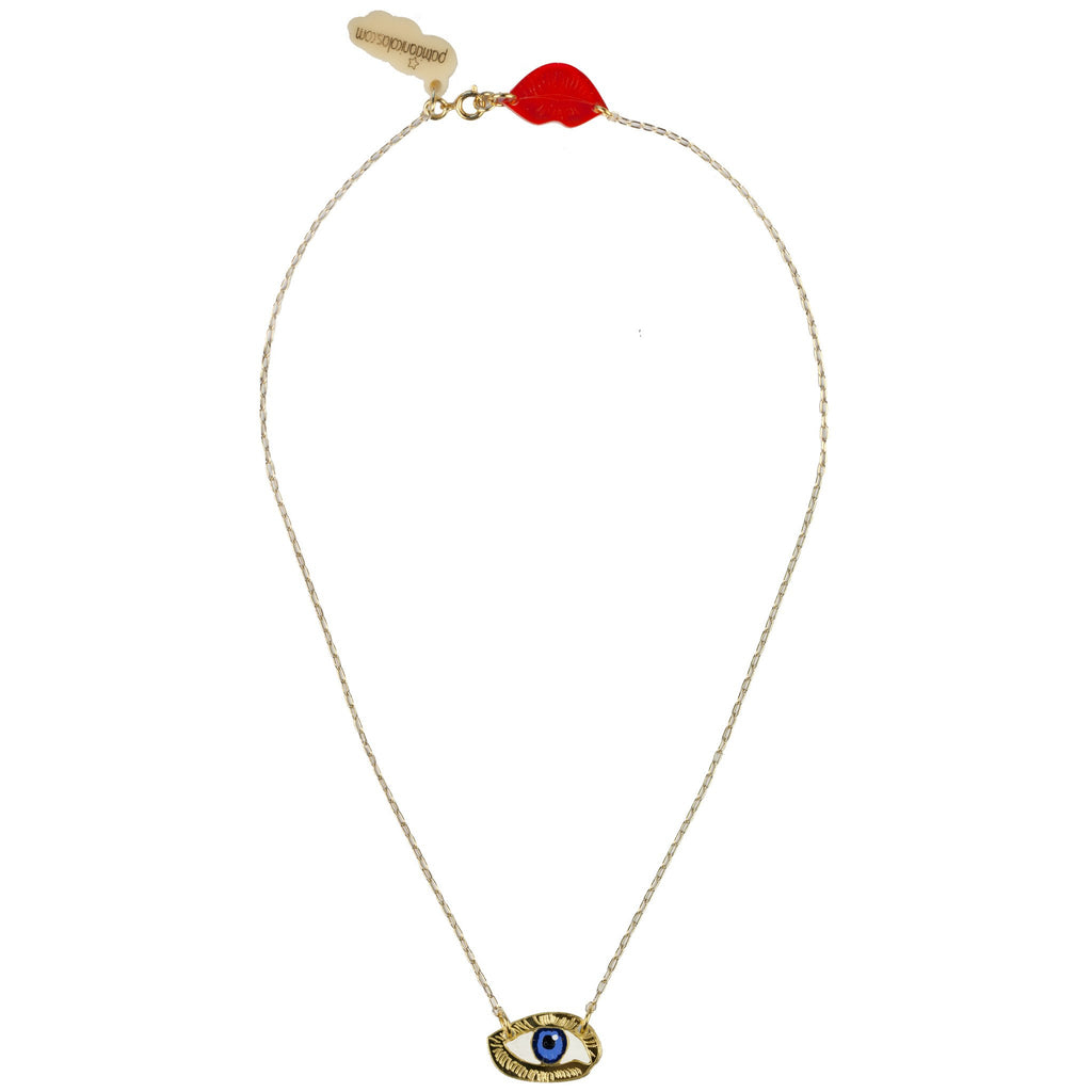Eye Necklace, National Portrait Gallery - CultureLabel