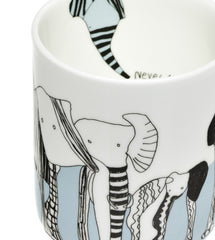 Never Forget Mug, ARTHOUSE Meath Alternate View