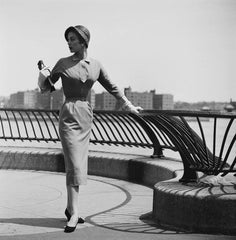 New York Fashion Design, Slim Aarons Alternate View