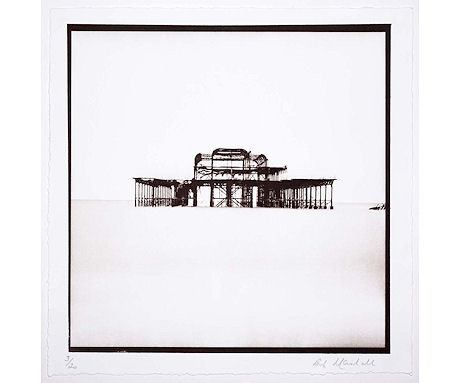 Brighton West Pier, Bob Marshall - CultureLabel