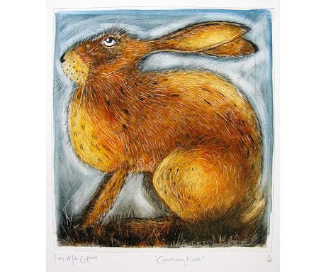 Crouching Hare, Ian MacCulloch - CultureLabel