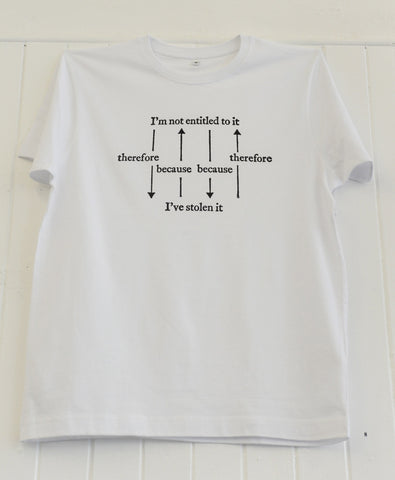 Claire Fontaine Discordia T-Shirt, Patricia Fleming Projects - CultureLabel - 1