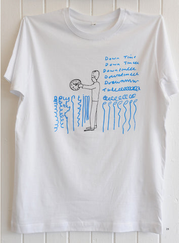 David Sherry Discordia T-Shirt, Patricia Fleming Projects - CultureLabel