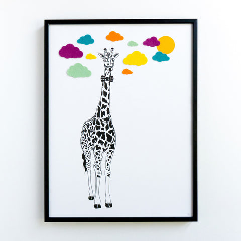 The Giant Giraffe, Hello Geronimo - CultureLabel