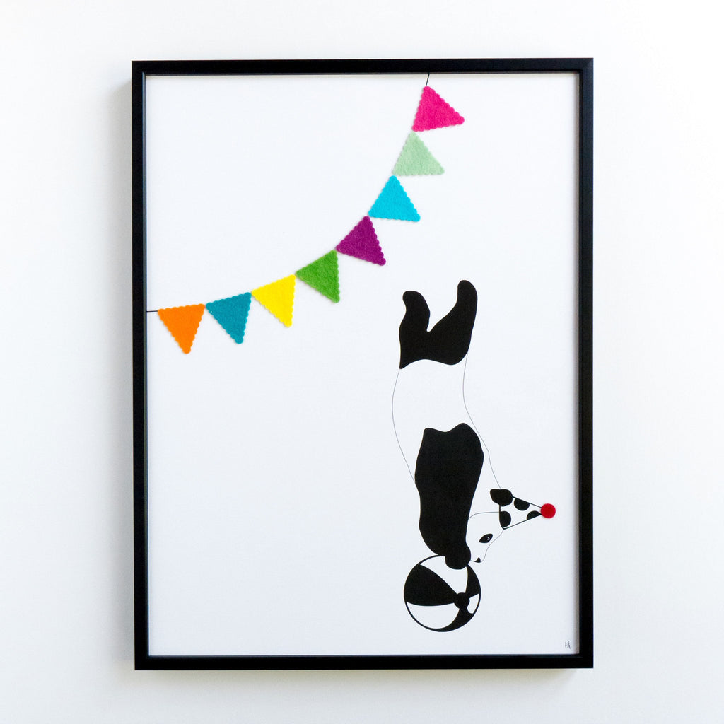 The Playful Panda, Hello Geronimo - CultureLabel - 1