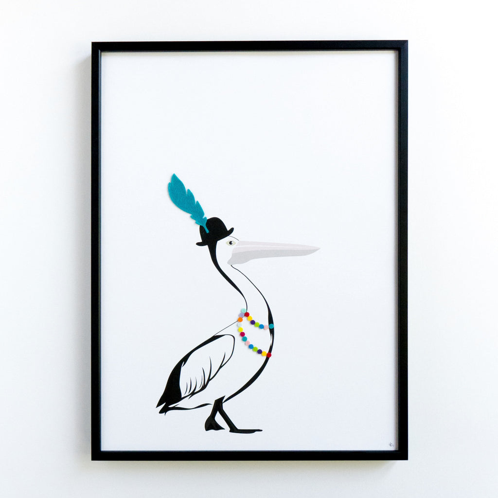 The Flapper Penguin, Hello Geronimo - CultureLabel - 1