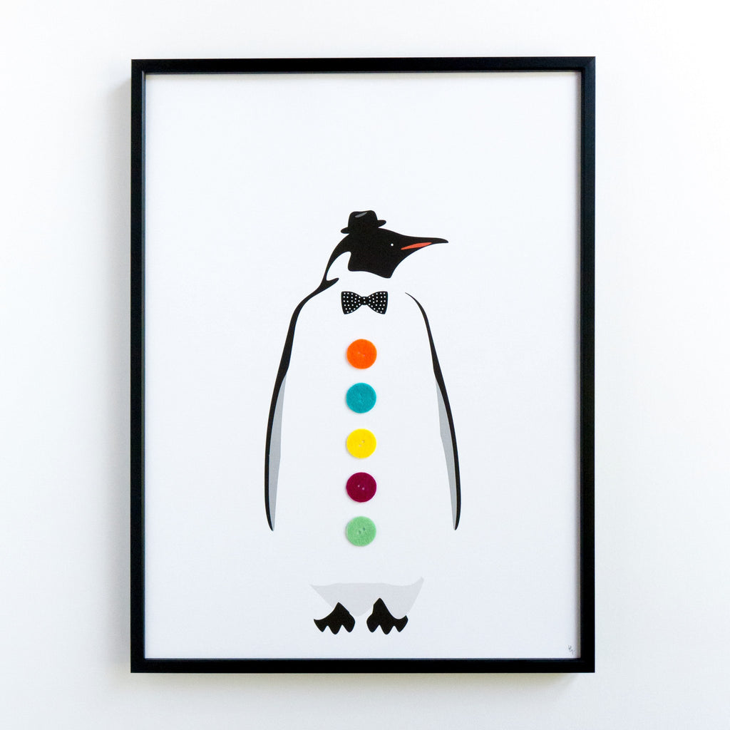 The Dapper Penguin, Hello Geronimo