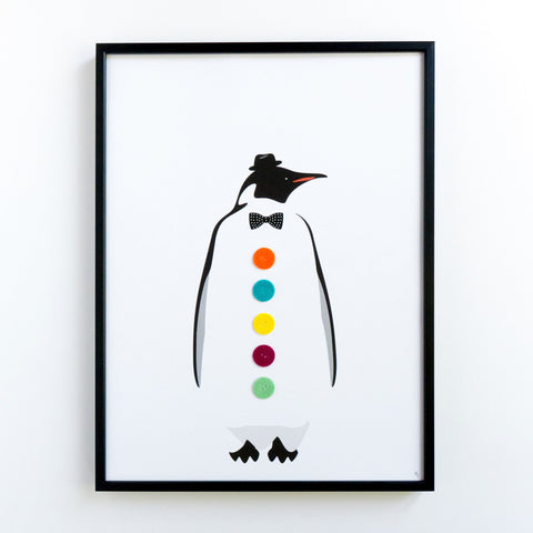 The Dapper Penguin, Hello Geronimo - CultureLabel