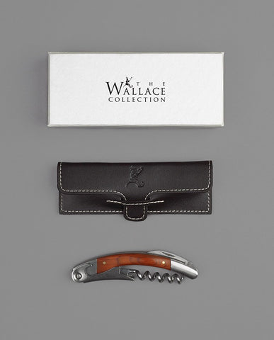 Waiter's Friend with Leather Pouch, The Wallace Collection