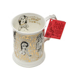 Peter's Naked Ladies Tankard, ARTHOUSE Meath - CultureLabel - 1