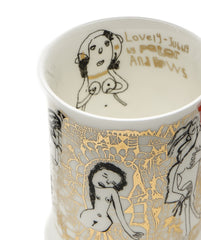 Peter's Naked Ladies Tankard, ARTHOUSE Meath Alternate View