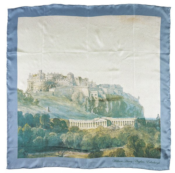 William Henry Playfair Silk Scarf, National Galleries of Scotland - CultureLabel - 1