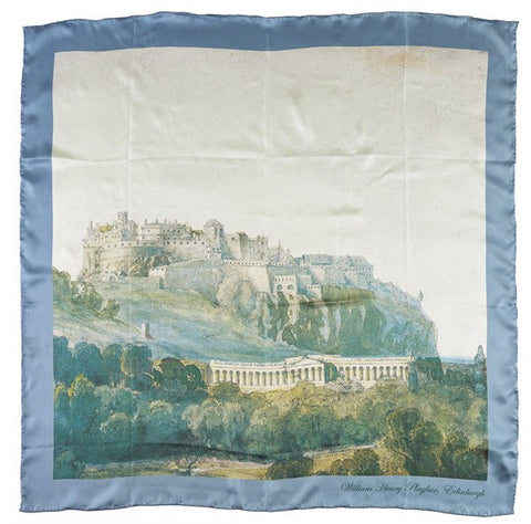 William Henry Playfair Silk Scarf, National Galleries of Scotland