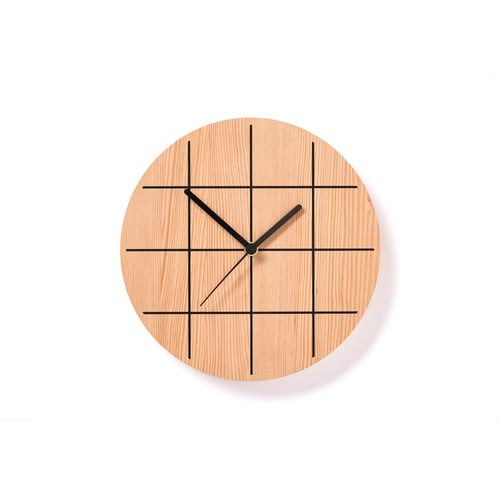 Primary Clock Grid, David Weatherhead - CultureLabel - 1